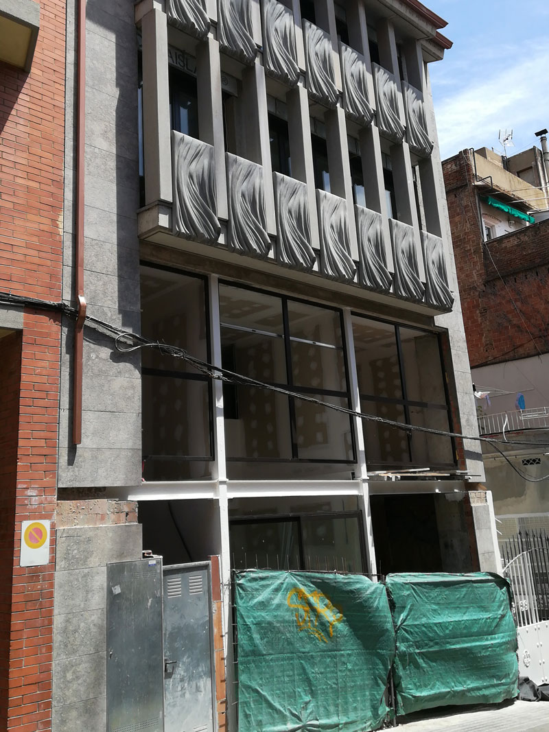 Instalación ascensor Lesseps Barcelona | Ascensores Ramase