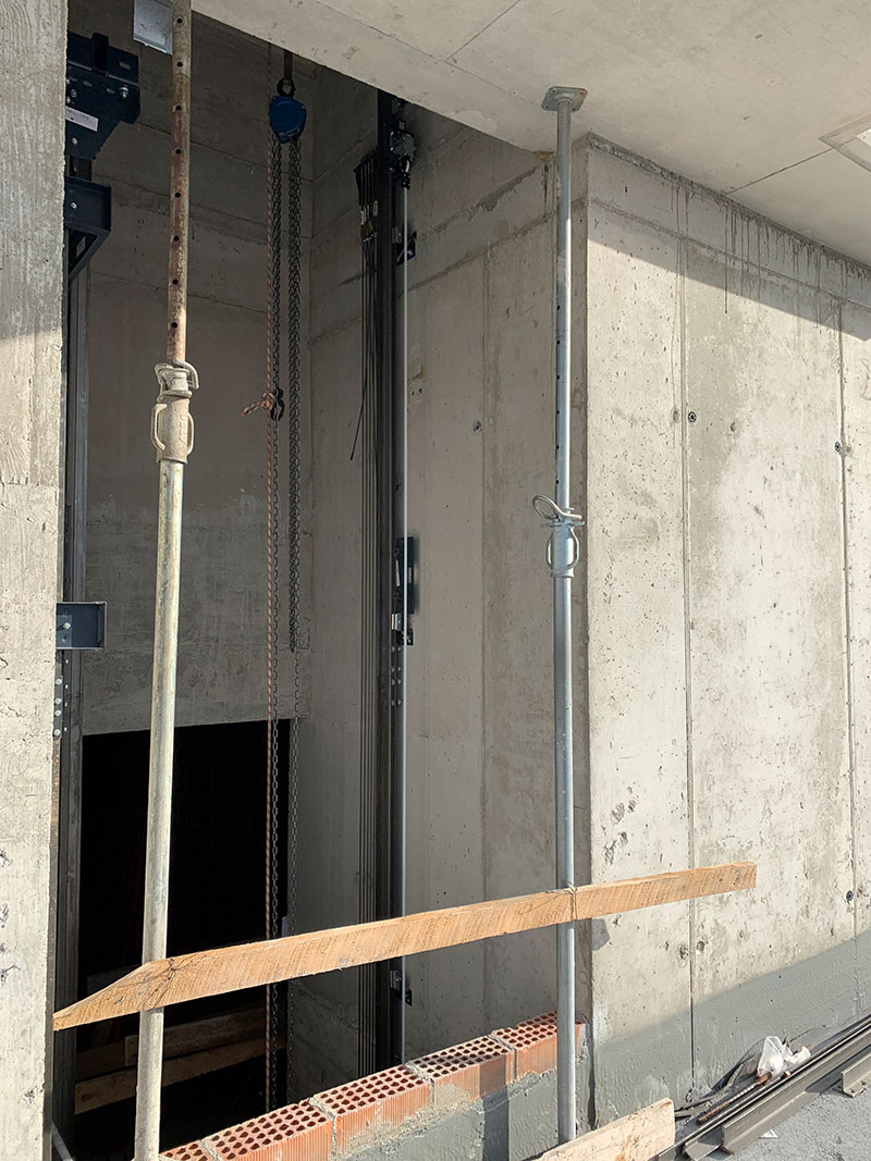 Instalación ascensor Sant Vicenç dels Horts | Ascensores Ramase