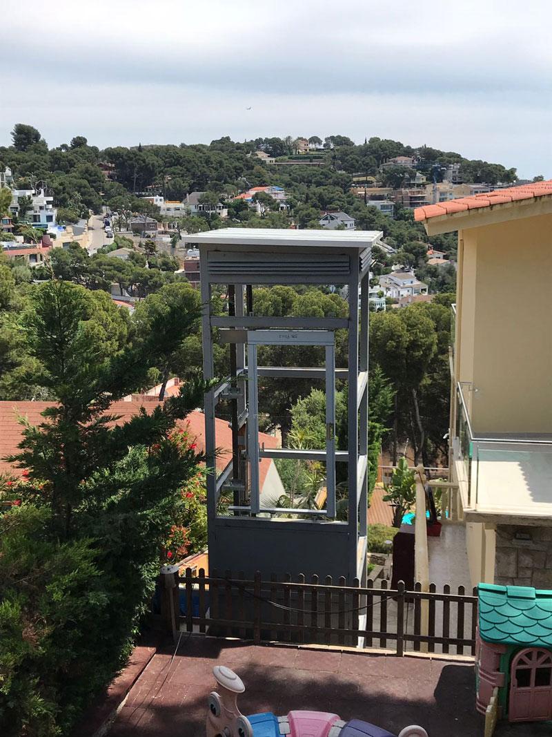 Instalación Ascensor en Castelldefels | Ascensores Ramase