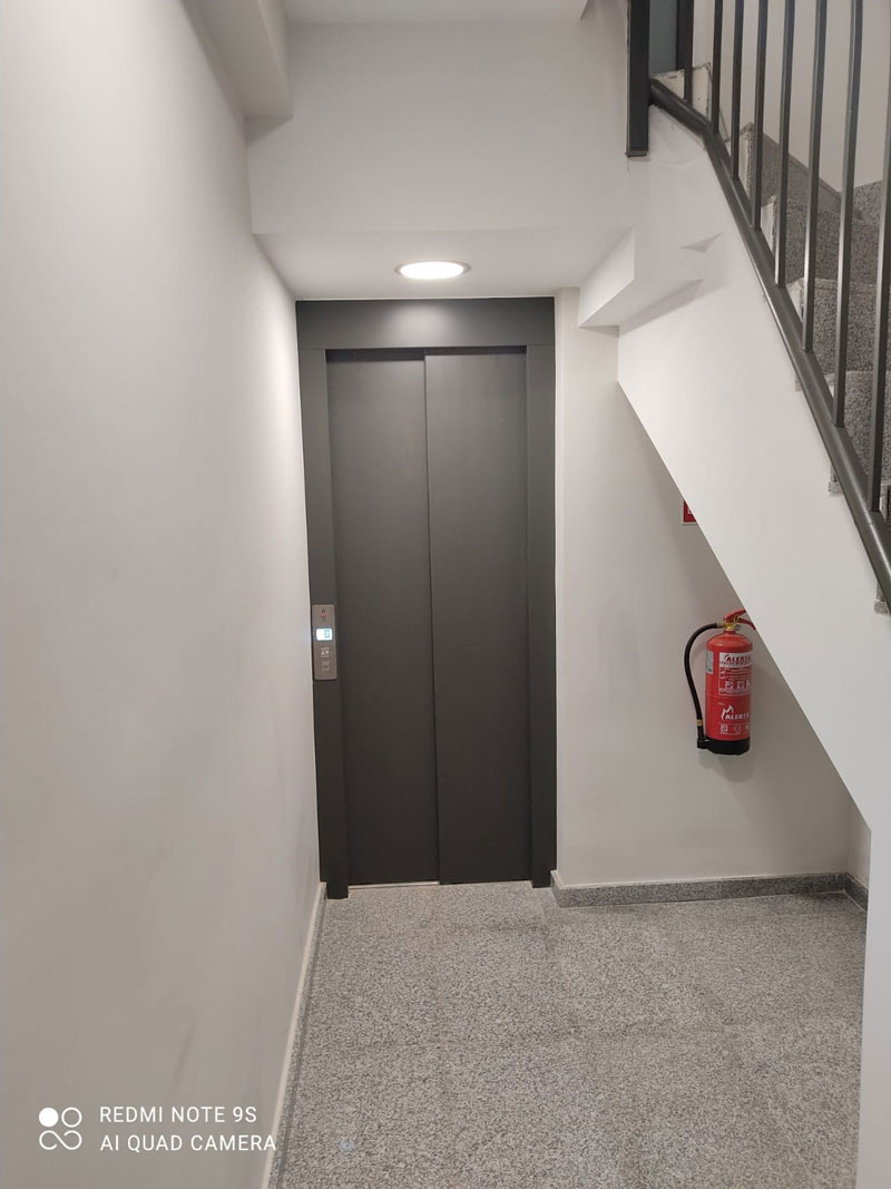 Instalación de ascensor Nou Barris - Barcelona | Ascensores Ramase