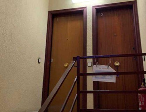 Instalación ascensor gearless en Barri de Vilapicina