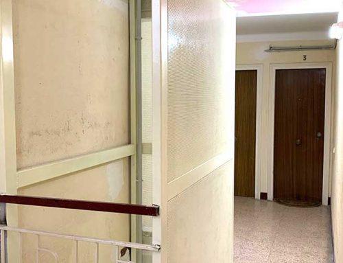 Rehabilitación de finca para dar ubicación al ascensor – Badalona