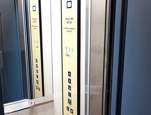 Instal·lació ascensor hidràulic – L'Hospitalet