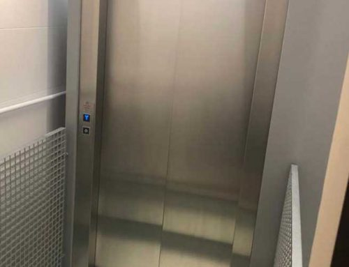 Instalación de ascensor practicable – Barcelona