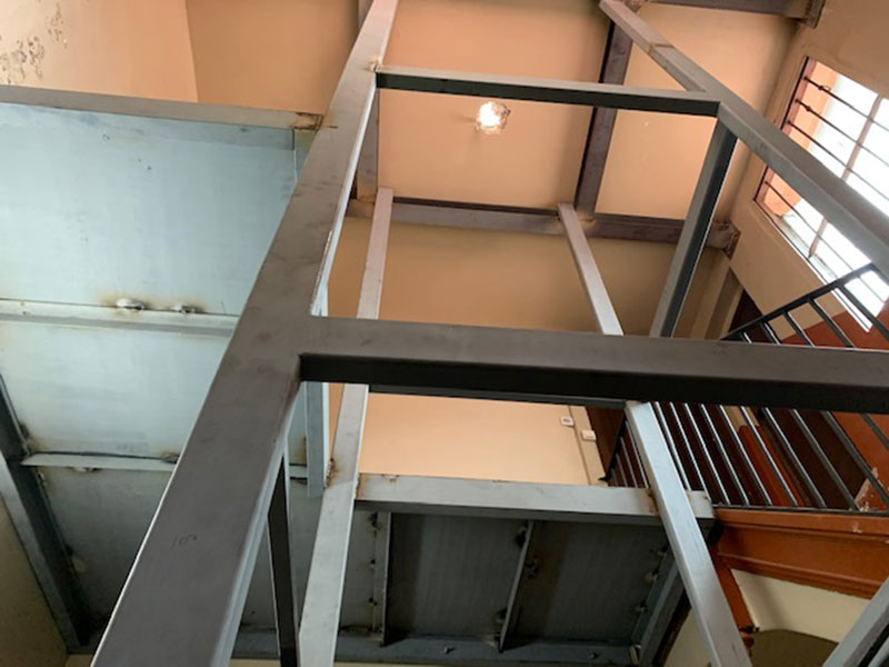 Instalación ascensor en el Eixample | Ascensores Ramase
