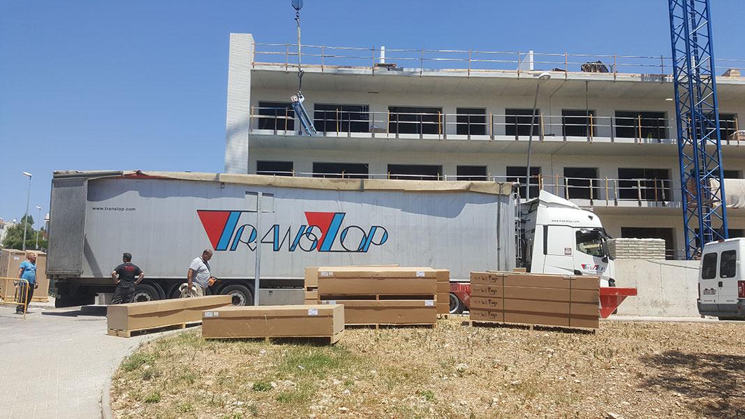 Instalación de tres ascensores en Sitges | Ascensores Ramase