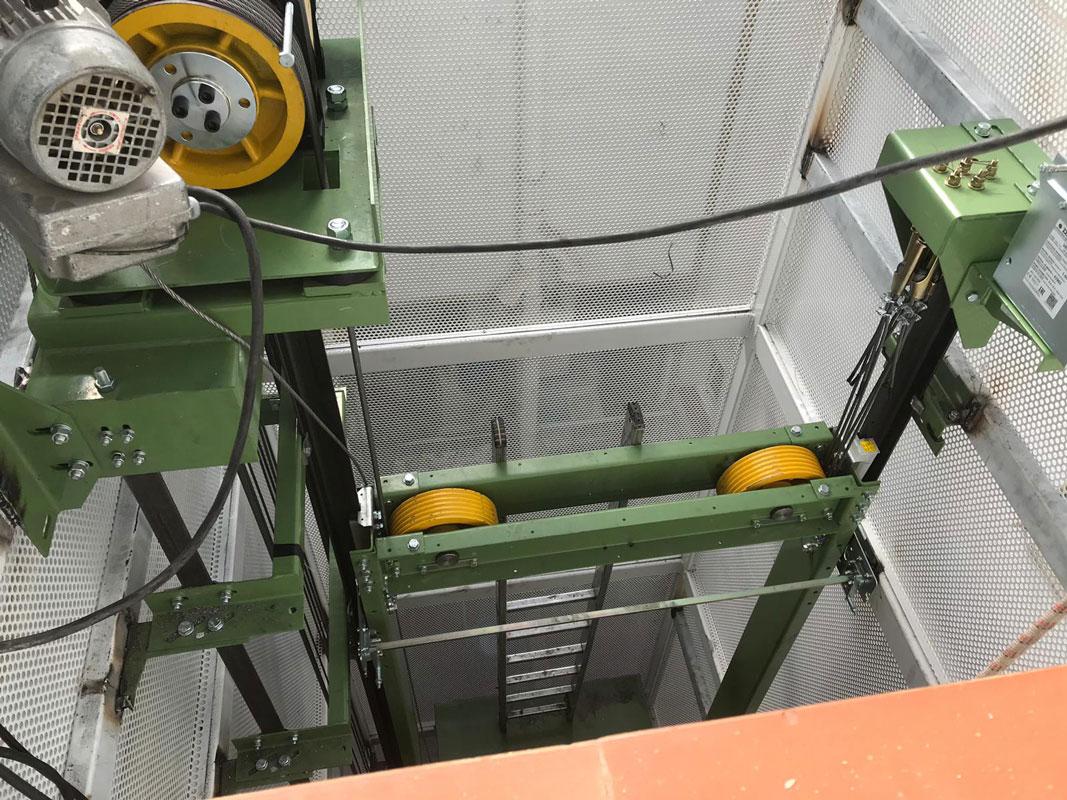 Instalación Ascensor en Alella | Ascensores Ramase