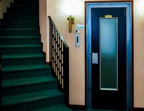 Razones por las que no se usa el ascensor en caso de incendio
