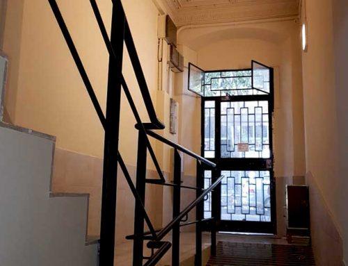 Rehabilitació i instal·lació ascensor – Barri Sant Antoni Barcelona