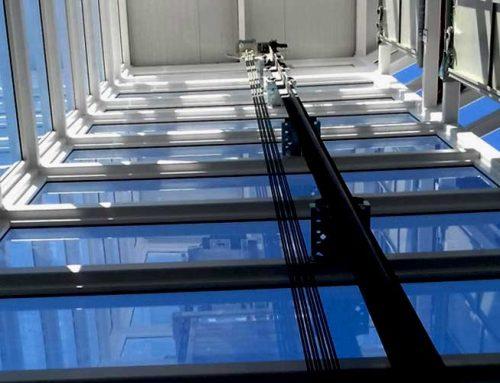 Instal·lació ascensor Residència 3ª edat – Cubelles