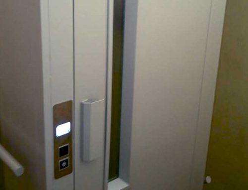 Instal·lació ascensor elèctric – Sant Just Desvern