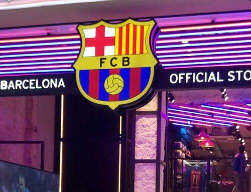 Instal·lació ascensor tenda – FC BARCELONA