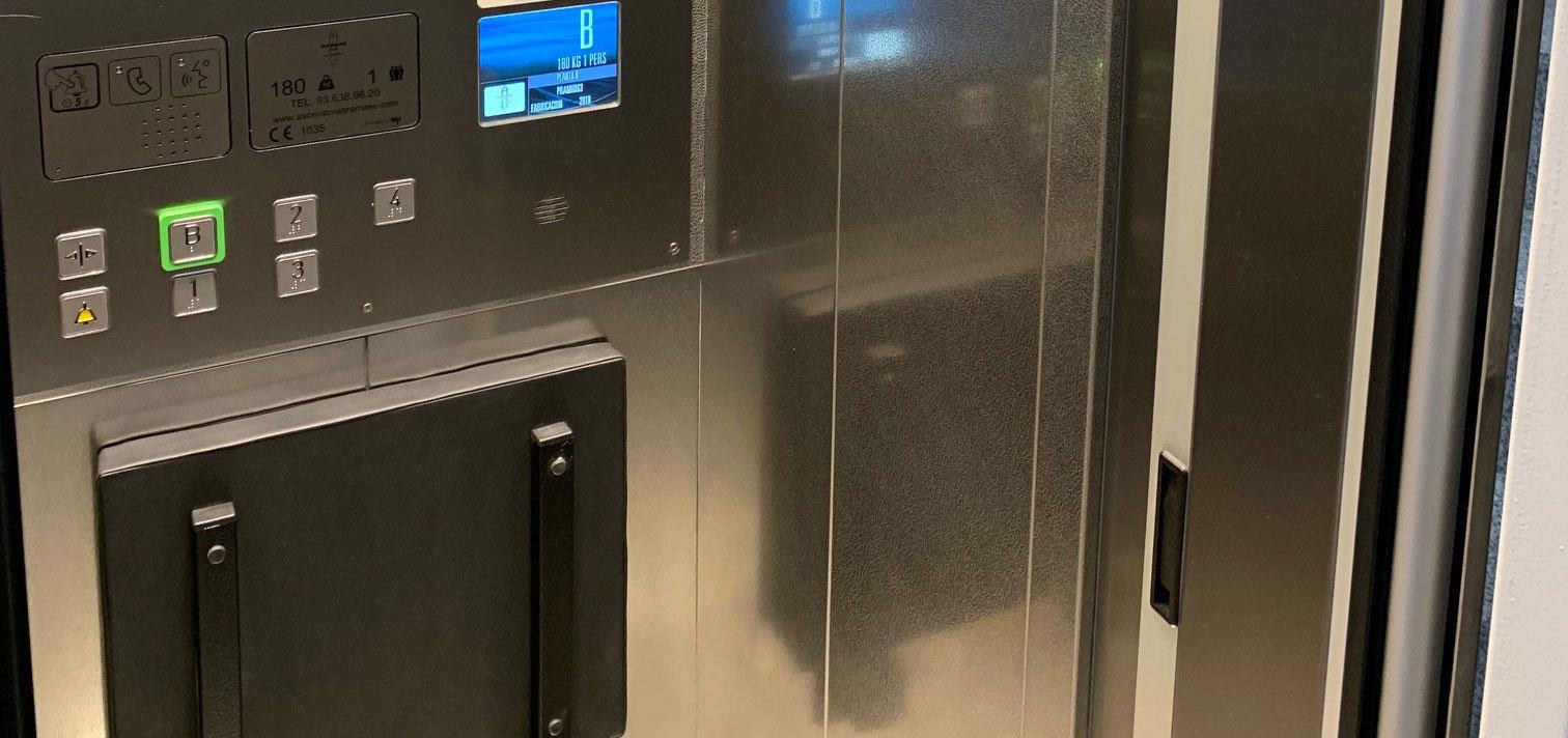 Ahorro energético ascensor - Eficiencia energética - Ascensores Ramase