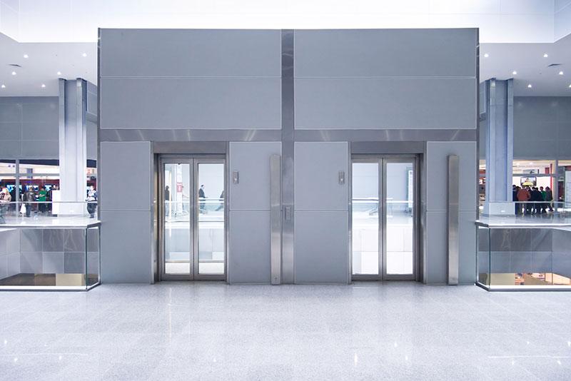 Ascensores de pública concurrencia para oficinas - Ascensores Ramase