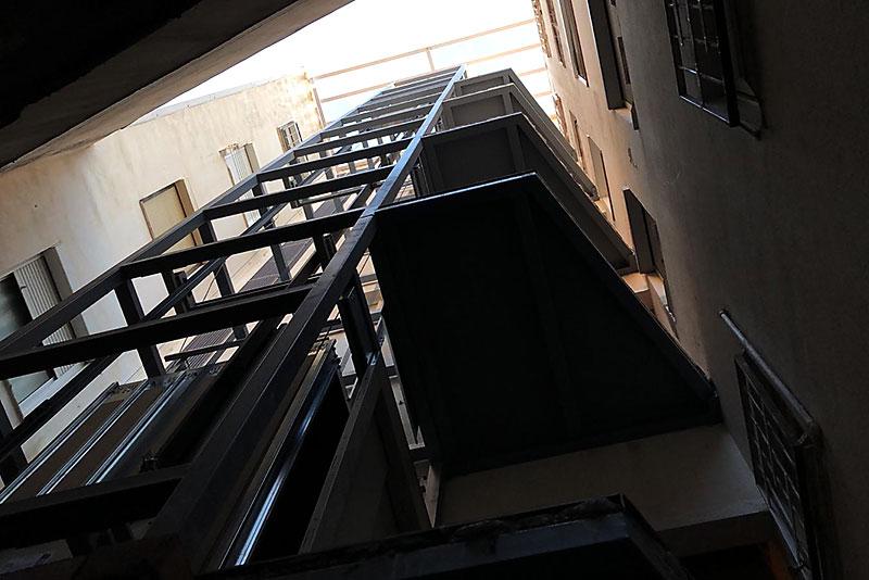 Instalación de ascensores en Barcelona - Ascensores Ramase