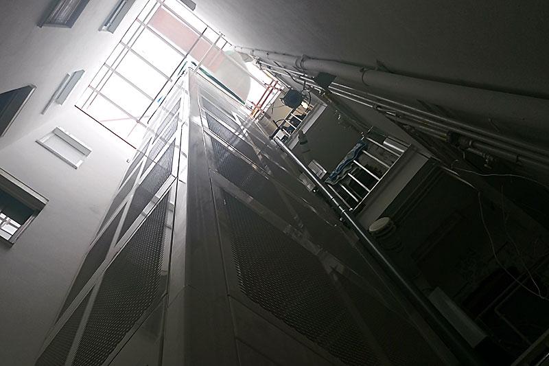 Modernización de ascensores en Barcelona - Ascensores Ramase