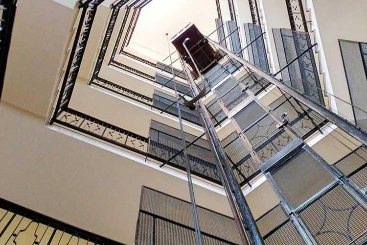 Revalorización de las viviendas con ascensor